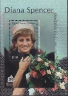 Papua New Guinea 2007 Princess Diana Sc 1276 Mint Never Hinged - Papua-Neuguinea
