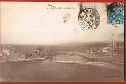 LA CALLE  -ALGERIE - Arrière-Port- Cpsm Voyagée 1926- Scans Recto-verso -Paypal Sans Frais - Algérie