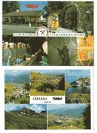 TYROL SERFAUS ET SCHWAZER SILBERBERGWERK - Autriche