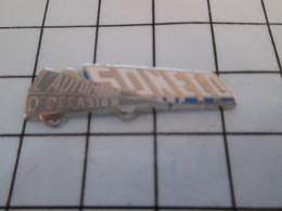 820 Pin's Pins / Beau Et Rare / THEME : AUTOMOBILES / SONECO L'AUTOMOBILE D'OCCASION - Autres