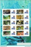 Feuillet Timbre Personnalisé N°3866A De 2006 Les Impressionnistes (TP) Neuf** - Personalized Stamps