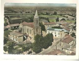 26 Chatuzange Le Goubet Vue Sur Chatuzange édit. Lapie N° 5 Aérienne Cachet Perlé Au Dos - Autres Communes