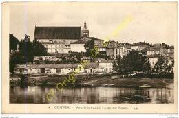 33. GUITRES . Vue Générale Prise Du Pont . - France