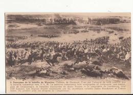 CPA - Panoramade La Bataille De Waterloo - 2 Cartes  :  Achat Immédiat - ( Cd032 ) - Geschiedenis