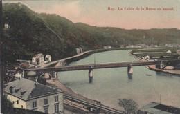 HUY / LA VALLEE DE LA MEUSE EN AMONT  1912 - Huy