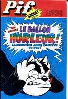 Pif Gadget Spécial (N°389 Bis ?) - BD: Le Furet - Loup Noir - Pif Gadget