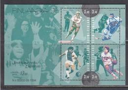 Finland 1995 - Sport, Mi-Nr. Bl. 15, MNH** - Finland