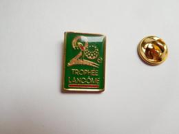 Beau Pin's , Golf , 20e Trophée Lancôme - Golf