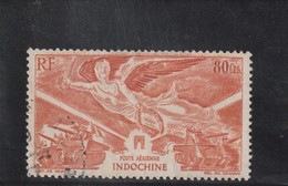 INDOCHINE  P A Anniversaire De La Victoire  N° 39 Obliteré - Aéreo