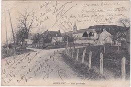 71. SOMMANT. Vue Générale - Francia