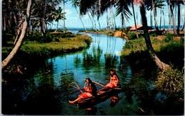 TAHITI - La Rivière à Hitiaa - Polynésie Française