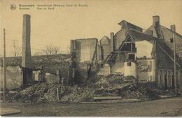 Rousselare.   -     Noordstraat   (Herberg Karel De Goede). - Oorlog 1914-18