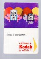 (photo) : Calendrier 1961 KODAK (PPP22083) - Calendriers