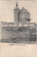 BINCHE / LE CHATEAU GHISLAIN 1905 - Binche