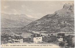 SAINT GERVAIS LES BAINS : LA FORET D'EN BAS - Saint-Gervais-les-Bains