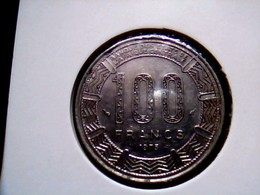 Gabon  KM 13   100 Francs 1975 - Gabón