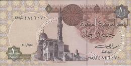 EGYPTE   1  Livre  2001   -- UNC -- - Egipto