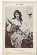 Photo   Pernette La Fileuse - Albums & Collections