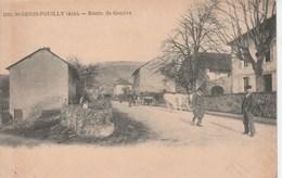 Saint Genis Pouilly Route De Genève - France