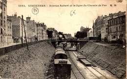 94] Val De Marne > Vincennes / CHEMIN DE FER   /LOT 4015 - Vincennes