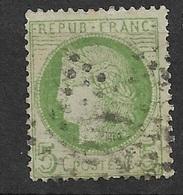France  N°  53b   Oblitéré B/TB  étoile De Paris   1      ...soldé à Moins De  10 %  ! ! ! - 1871-1875 Ceres