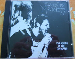 CD  HARDCORE - EVERYDAY MADNESS / PREACHING TO THE CONVERTED - Hard Rock & Metal