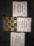 Lot De 3 Boîtes 450 Poudre Seul Pour Revolver Ancien - Armas De Colección