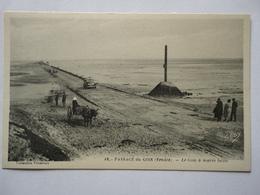 COTE BARBATRE PASSAGE DU GOIS VENDEE LE GOIS A MAREE BASSE N°18 - Ile De Noirmoutier