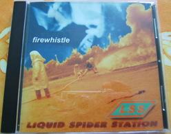 CD  PUNK - LSS LIQUID SPIDER STATION / FIREWHISTLE - Punk