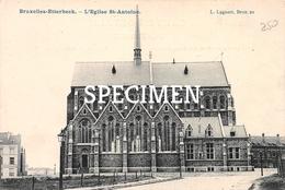 L'Eglise St-Antoine - Etterbeek - Etterbeek