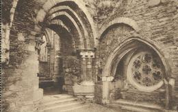 VILLERS - L'ABBAYE - ANGLE NE - Eglises Et Couvents