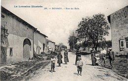 54-BENNEY-RUE DU BOIS - France