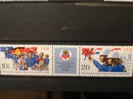FRANCOBOLLI STAMPS GERMANIA DEUTSCHE DDR 1984 MNH** NUOVI SERIE COMPLETA COMPLETE YOUTH FESTIVAL  GERMANY - [6] Repubblica Democratica