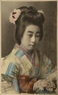 Japan - Japon // Woman - Geisha?? 1916 - Sin Clasificación