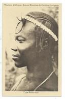 """AFRIQUE - HAUTE VOLTA -  """"Type Bobo-Oulé"""" - CPA - Burkina Faso"""