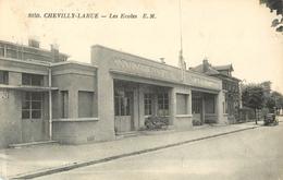 94 CHEVILLY LARUE - LES ECOLES - Chevilly Larue