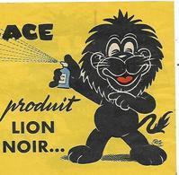 1956 / Publicité, Grand Concours  Produit LION NOIR / Bande Dessinée J.L PESCH - Advertising