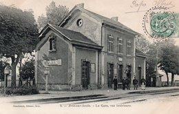 54-BRIN SUR SEILLE-GARE - France