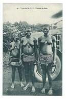 "AFRIQUE - HAUTE VOLTA - ""Types De L'A.O.F. - Femmes De Bobo"" - CPA - Burkina Faso"