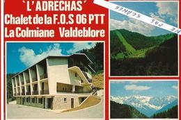 VALDEBLORE  Chalet PTT - Autres Communes