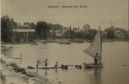 Australia  (WA) Perth // Mounts Bay Road Ca 1900 - Perth