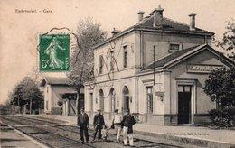 54-EMBERMENIL-GARE - France