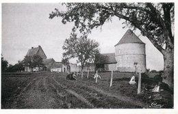 76 CUY SAINT FIACRE   Ferme Du Quesnoy  (XIIème Siècle) - Francia