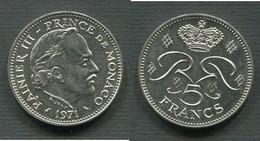 MONACO - 5 F 1971 - Monaco