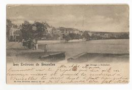 Watermael Boitsfort Les Etangs Carte Postale Ancienne - Watermael-Boitsfort - Watermaal-Bosvoorde