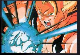 REF 476 :  CPM Bande Dessinée MANGA Matsumoto Dragon Ball Z - Comicfiguren