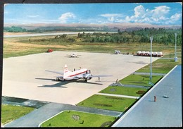 AEREO AEROPUERTO ASTURIAS - Aerodromi