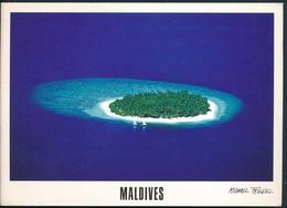 °°° 19469 - MALDIVES - ATOLL - 2002 With Stamps °°° - Maldives