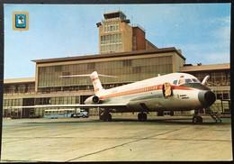 AEREO AEROPUERTO MADRID - Aerodromi
