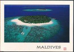 °°° 19470 - MALDIVES - ATOLL - 2000 With Stamps °°° - Maldives
